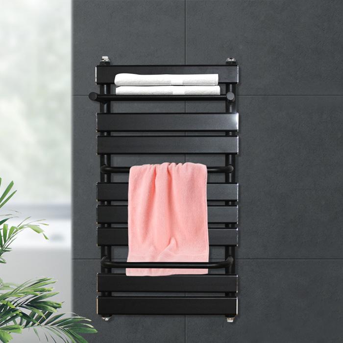 铜铝复合置物架卫浴散热器