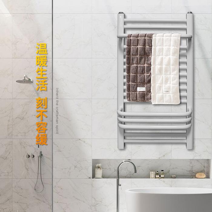 钢制800600中细管卫浴散热器